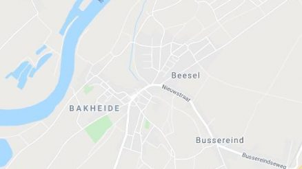 live update Beesel Google Map