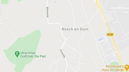 live update Bosch en Duin Google Map