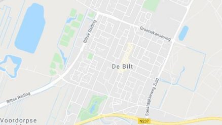 Map De Bilt live update
