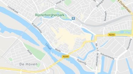 actueel Deventer Map