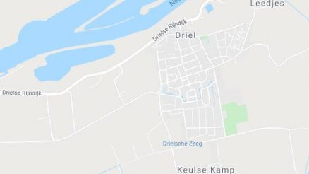 Map Driel live updates