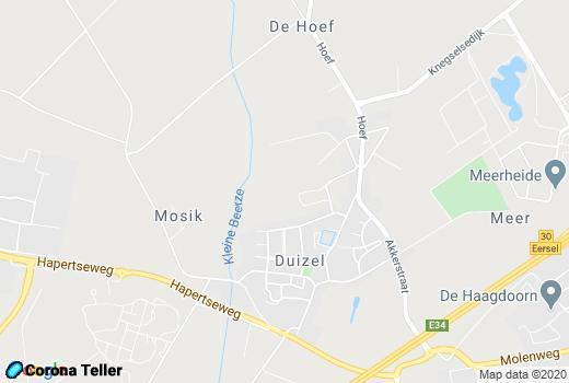 Maps Duizel live update