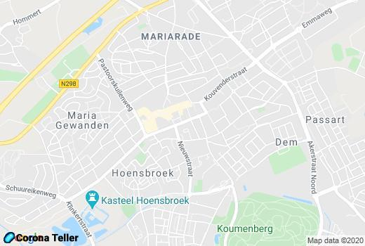 Regionaal nieuws Hoensbroek Google Map