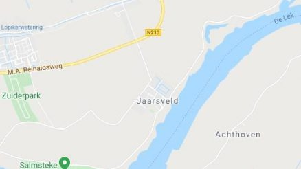 Google Map Jaarsveld lokaal
