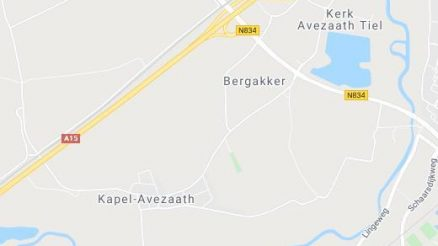 Google Map Kapel Avezaath Lokaal nieuws