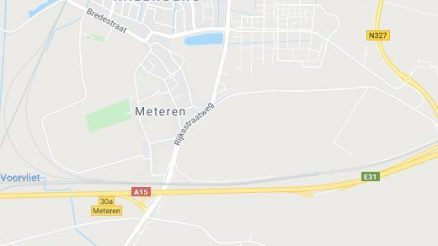 Google Map Meteren live updates