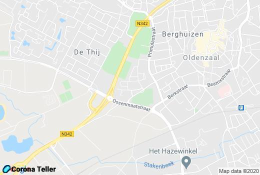 live update Oldenzaal Map