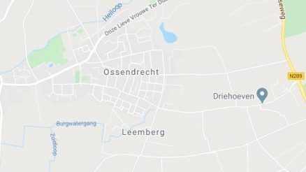 Google Map Ossendrecht live updates