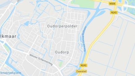 Maps Oudorp live update