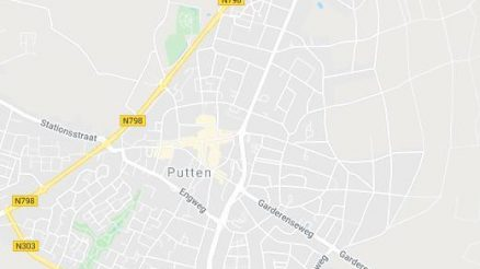 Lokaal nieuws Putten Google Map