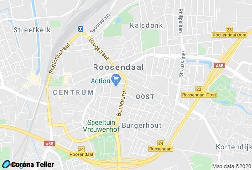 live updates Roosendaal Maps