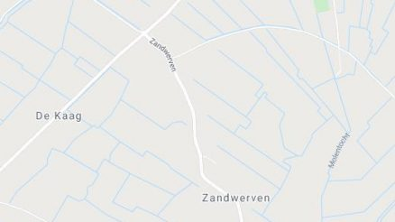 Google Maps Spanbroek live update