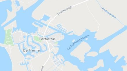 Google Map Terherne actueel