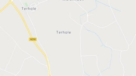 Map Terhole live update