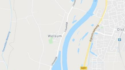 actueel Welsum Google Map