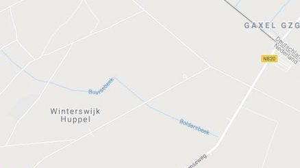 Map Winterswijk Huppel live update