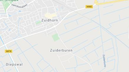 Google Map Zuidhorn live update