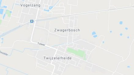 Map Zwagerbosch live updates