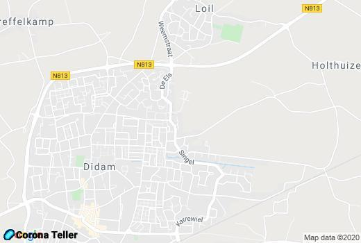 live update Didam Google Map
