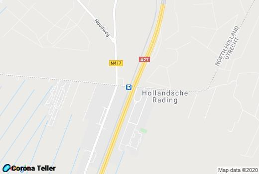 Map Hollandsche Rading actueel