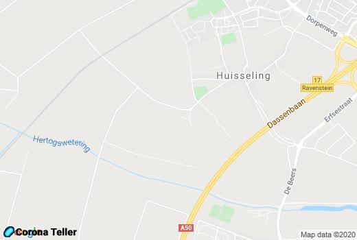 live updates Huisseling Map