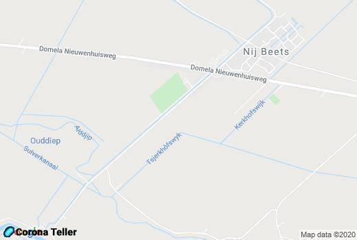 live update Nij Beets Google Maps