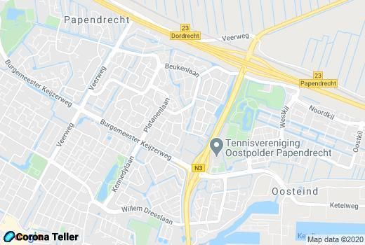lokaal Papendrecht Google Map