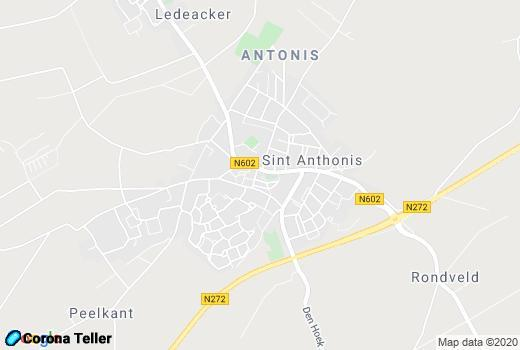 Google Map Sint Anthonis lokaal