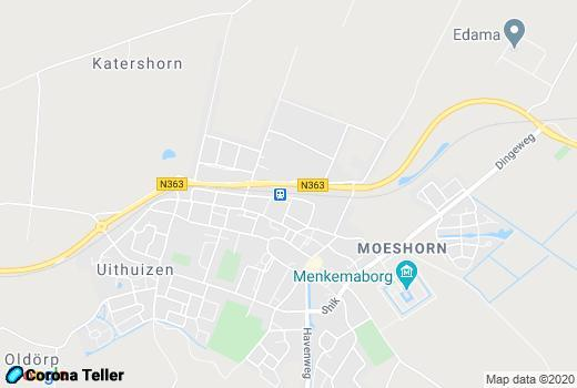 live updates Uithuizen Google Map