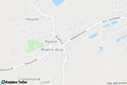 Map Waalre live update