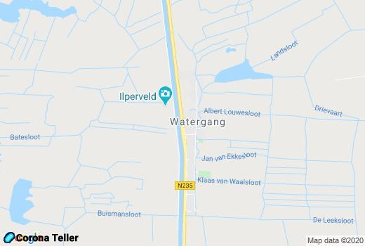 live updates Watergang Map