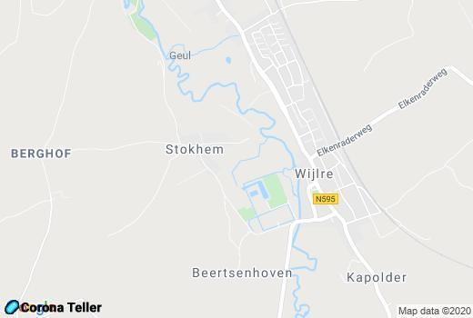 lokaal Wijlre Map