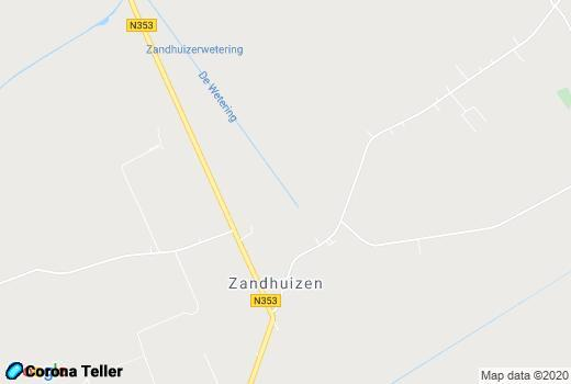 Map Zandhuizen live updates