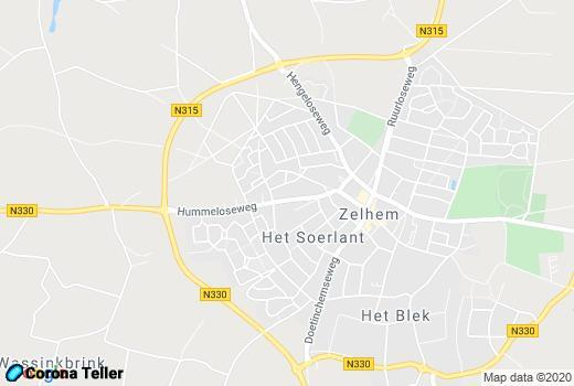 Google Map Zelhem live update