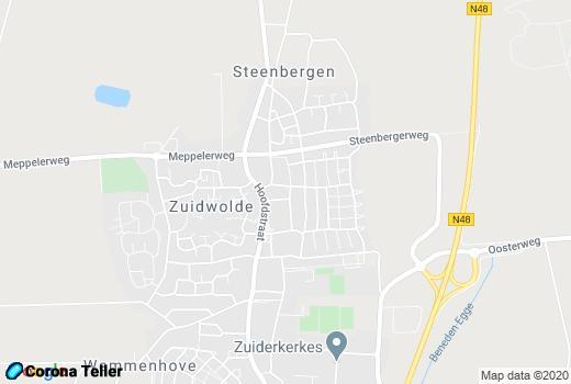 live updates Zuidwolde Google Map