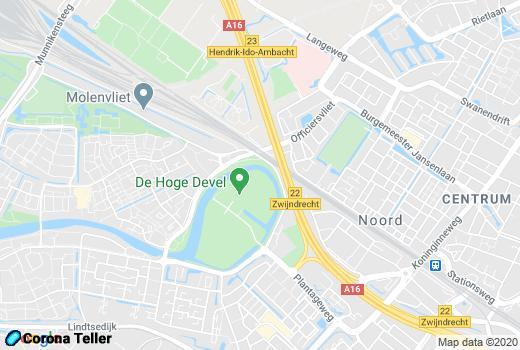 live updates Zwijndrecht Map